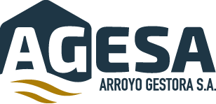 AGESA – Arroyo Gestora Sticky Logo