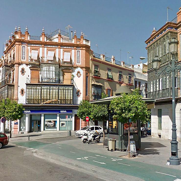 Viviendas en Triana - Sevilla - Promoción inmobiliaria AGESA