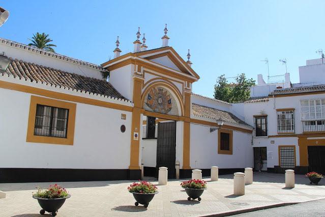 Entorno Edificio Trinidad. Carretera de Carmona, Sevilla