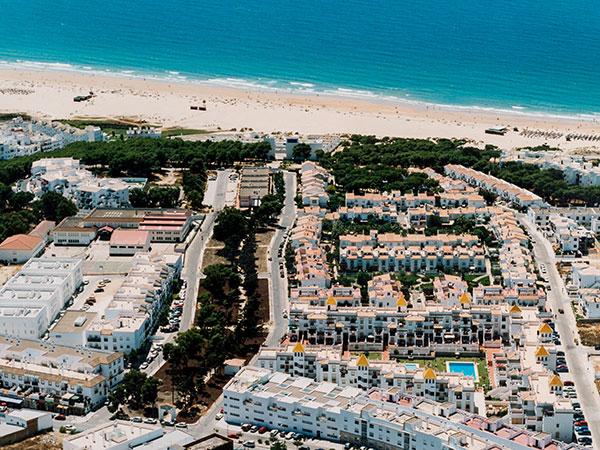 La Atalaya - Conil de la Frontera - Promoción inmobiliaria AGESA