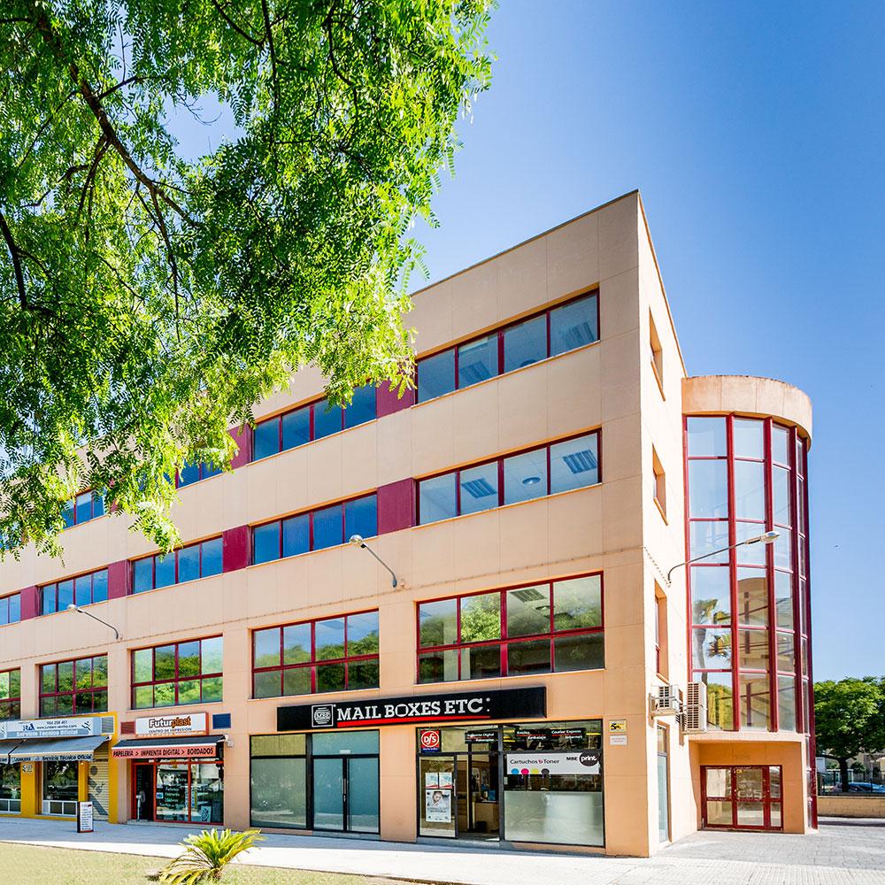 Edificio Minister - Oficinas en Sevilla Este