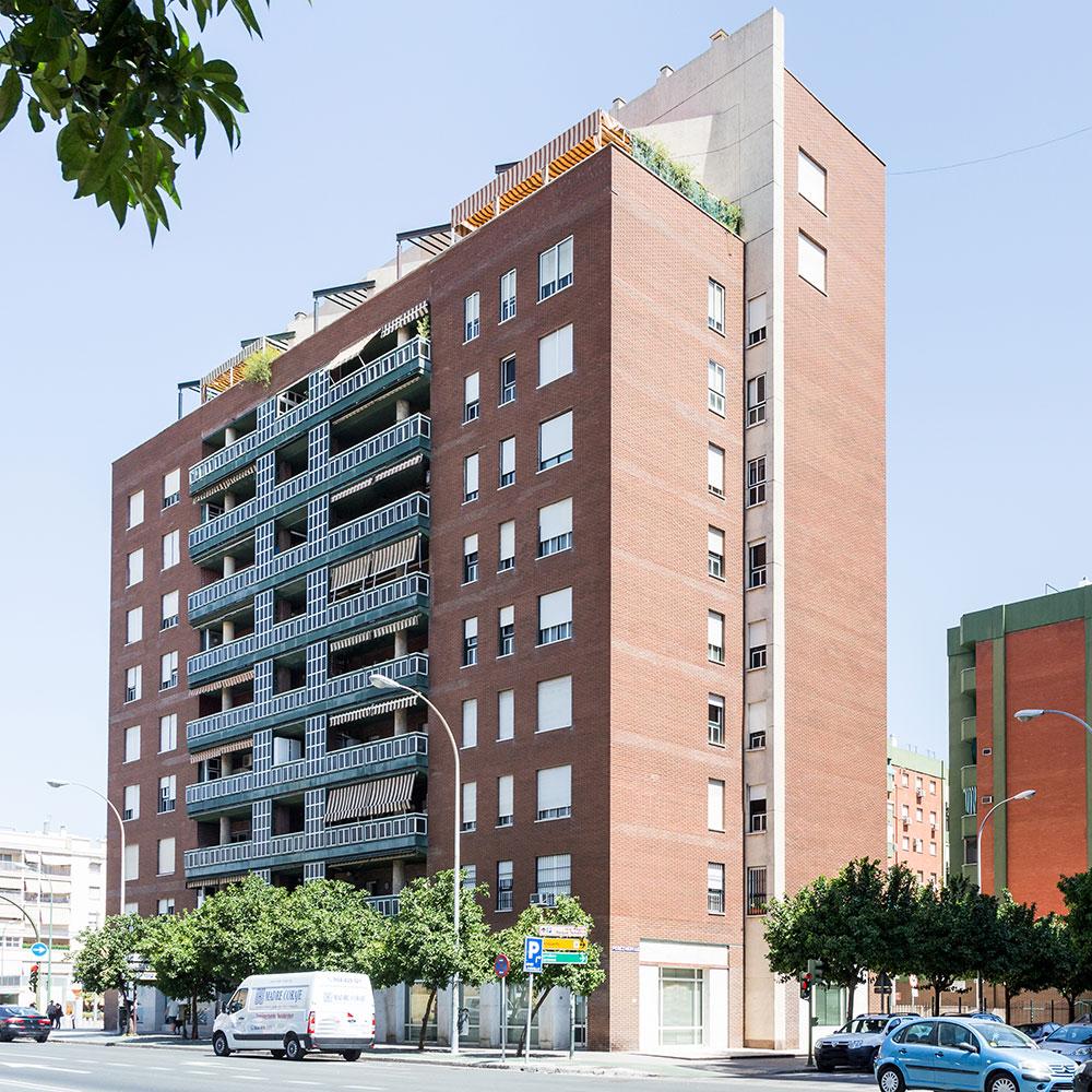 Pisos en José Laguillo - Promoción inmobiliaria AGESA