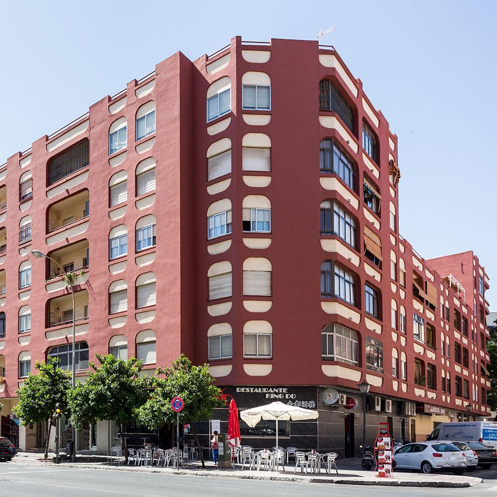 Pisos en calle Lope de Vega - Promoción inmobiliaria AGESA