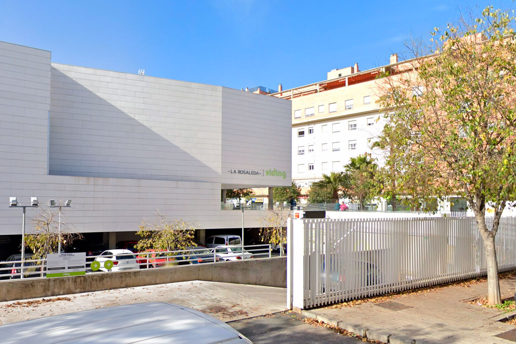 Entorno Residencial Vicente Alanís, Sevilla