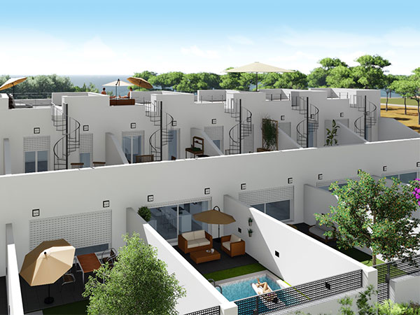 El Mirador I - Promoción inmobiliaria AGESA